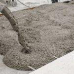 A beton vastagság