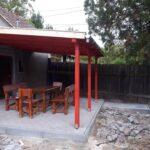 Terasz betonozása házilag 4+1 lépésben
